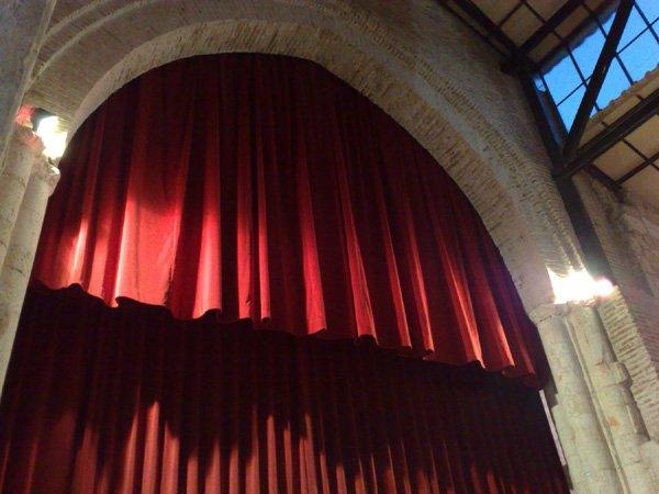 Fabricante de telones para teatros - DecoratelESPAÑA